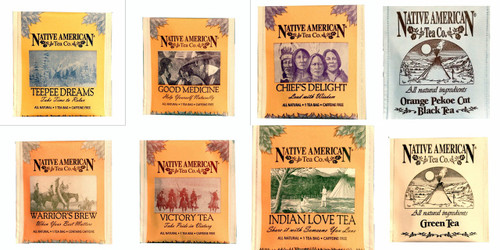 100 Tea Bags - Choose your tea, $8.50 to $26