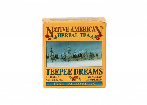 Teepee Dreams - Peppermint, Valerian Root, Chamomile Tea