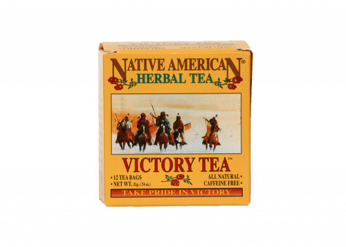 Victory Tea - Hibiscus Flower, Rose Hips, Wild Cherry Tea