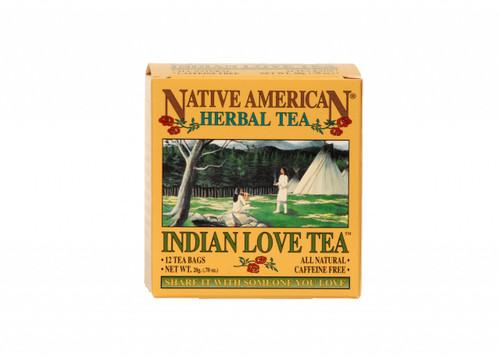 Indian Love Tea - Damiana, Ginseng Root, Muira Puama Tea