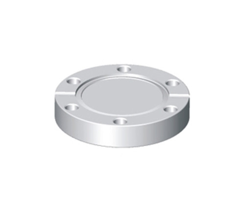 Blank Flange, Non-Rotatable,Tapped