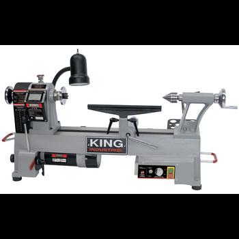 King Canada KWL-1016C 10 x 16-inch Wood Lathe