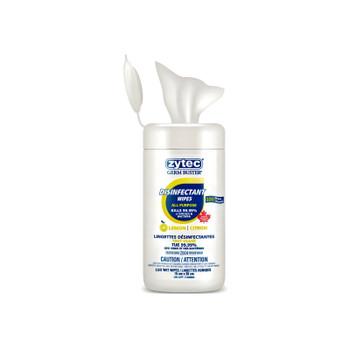 Zytec Disinfectant Wipes