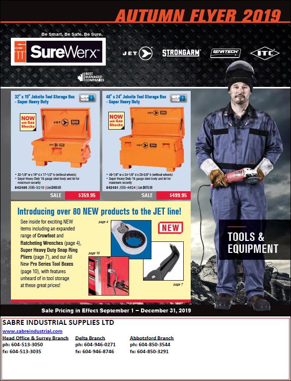Surewerx Tools Flyer