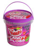 Fluffy Vimto Flavoured Candy Floss