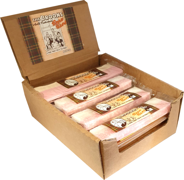 The Broons bars in traditional Scottish favourite flavours