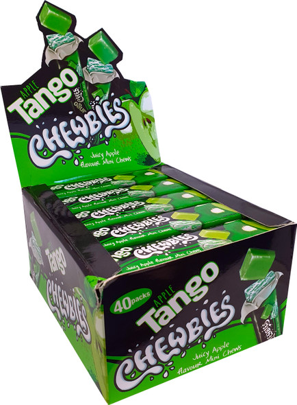 Juicy Apple flavour mini chews
