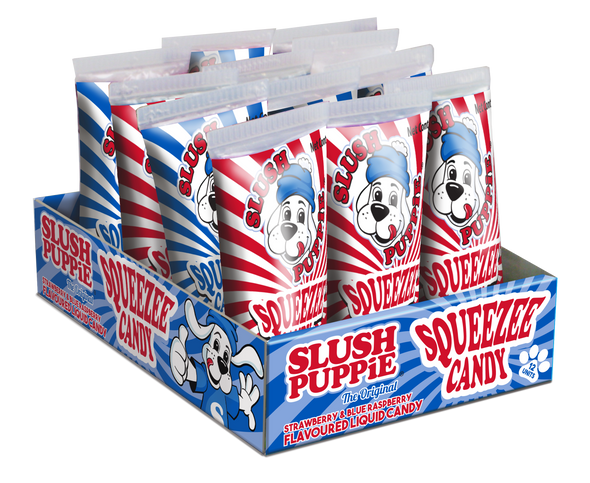 Coming Soon: SLUSH PUPPiE Squeezee Candy