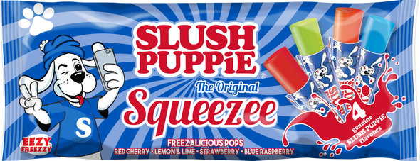 Slush Puppie Squeezee 10pk - 1 x 15 x 600ml
