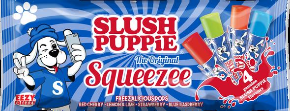 Slush Puppie Squeezee 10pk - 1 x 15 x 600ml
