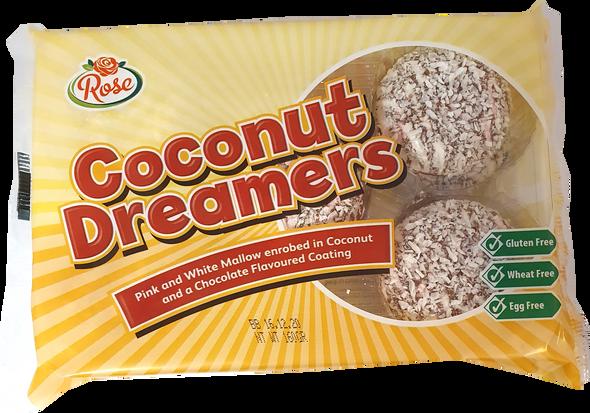Gluten Free Coconut Dreamers - NO VAT