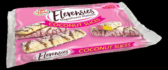 Elevensies Coconut Slices 5pk - NO VAT
