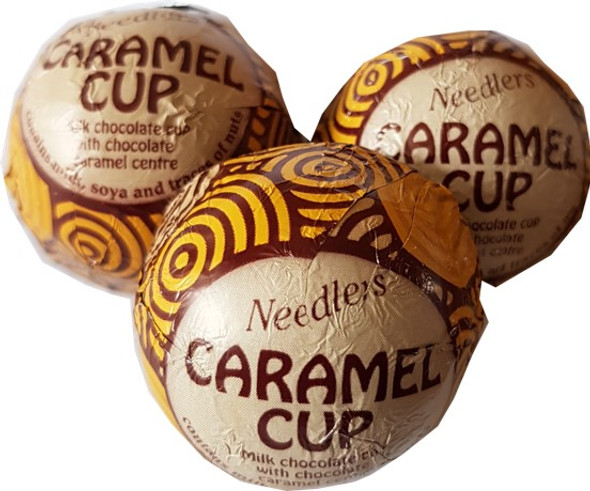 Needlers Caramel Cups - 1 x 1 x 4kg