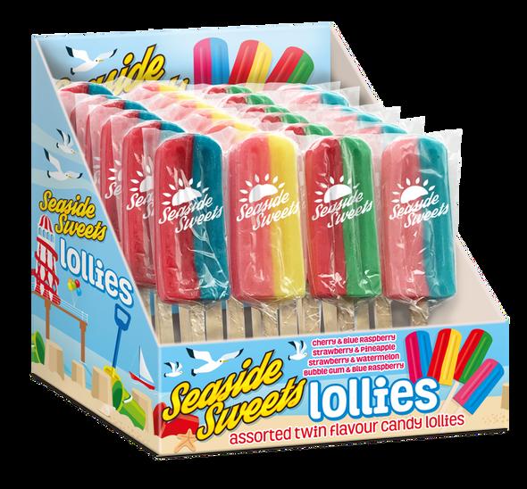 Coming Soon: Ice Cream Pops - 4 x 24 x 58g