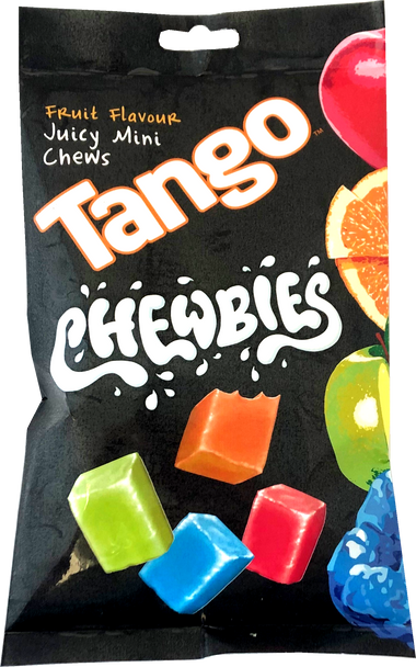 Coming Soon: Tango Chewbies Bag - 4 x 12 x 160g