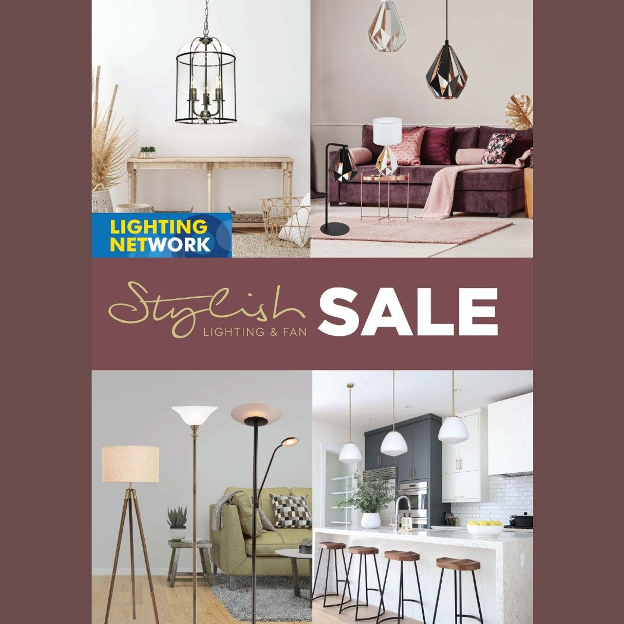 Lighting Sale Now On