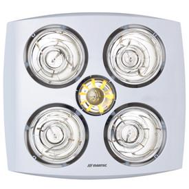 Contour 4 3in1 Light, Heat & Exhaust Unit