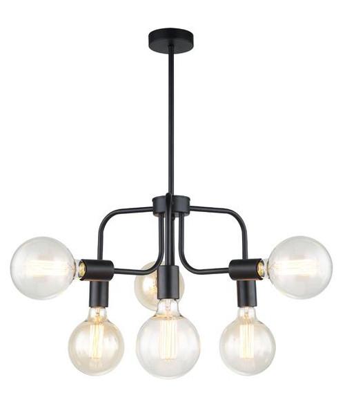 Hexa 6lt Pendant Light