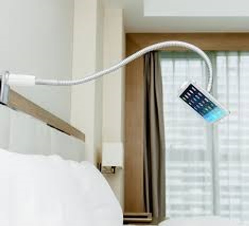 MADE IN USA Patent Pending Base! Read Hands Free!  Pads and Phones!