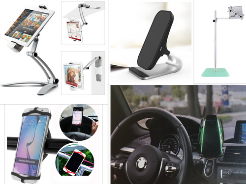 iPhone/iPad Android Compatible PROFESSIONAL Set of 7 Smart Device Accessories!  Save 47% Bundled!