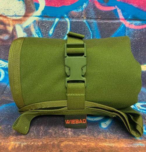 WIEBAD PADDED SHOOTING MAT OD Green