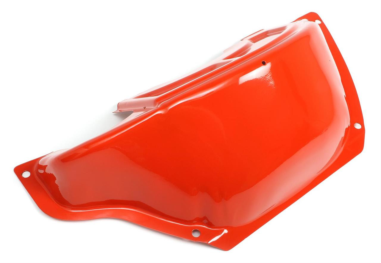 Trans-Dapt Performance Products Flexplate Dust Covers 9893