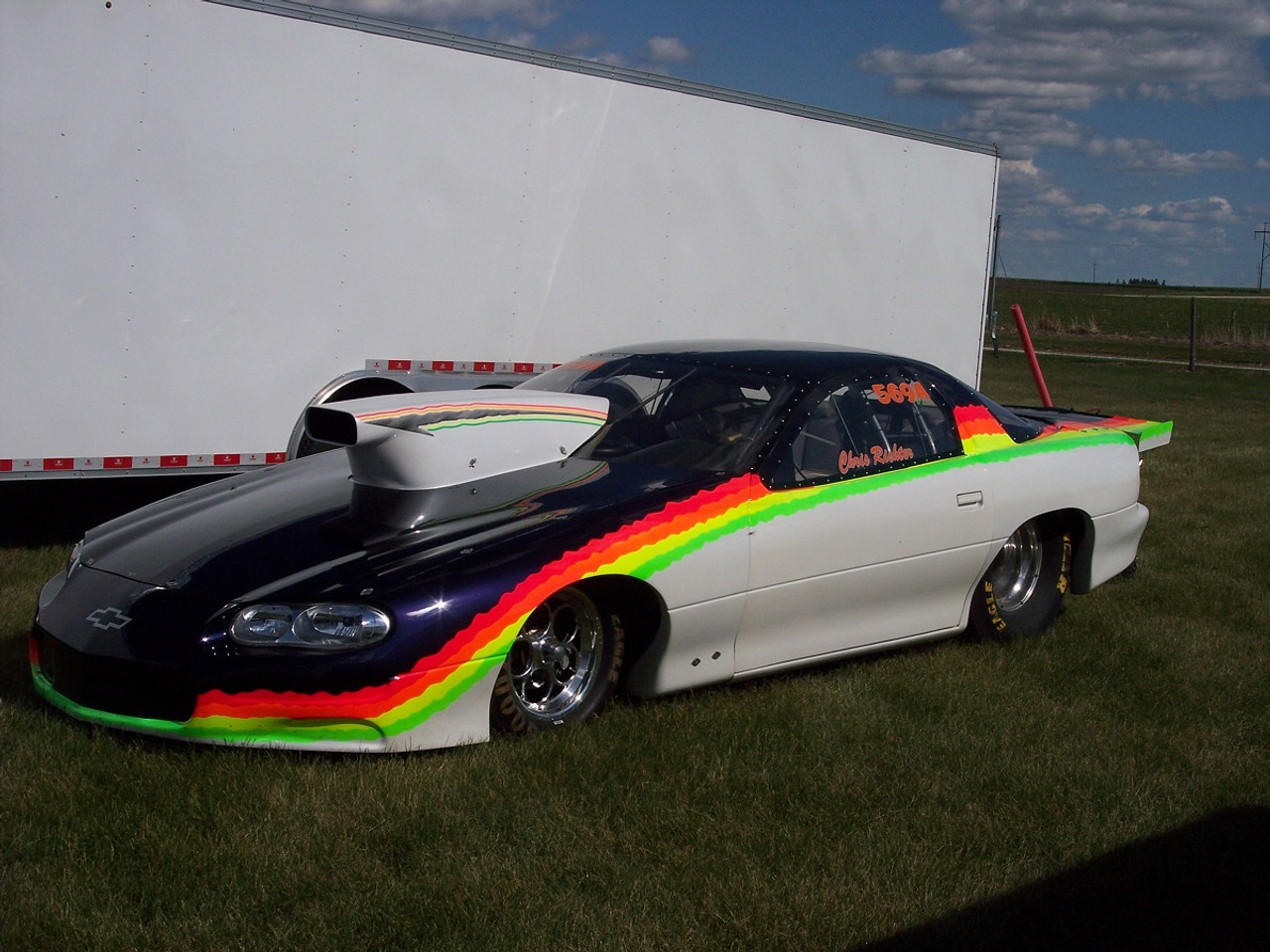 Chris Richter's Beautiful 2002 Camaro SS Steve Schmidt Powered uses the BTE Racing Top Sportsman 1.80 Powerglide BTE074473