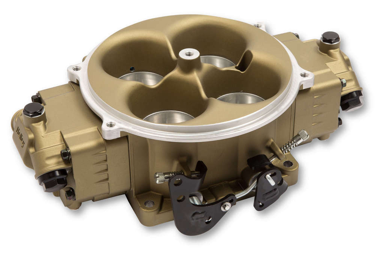 Holley Sniper EFI Stealth 4500 Fuel Injection System 1440 cfm Gold 550-843 with FREE SHIPPING