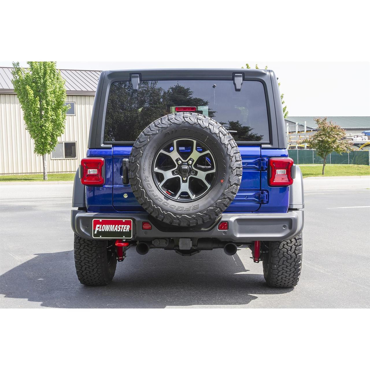 Flowmaster Outlaw Series Exhaust System JEEP Wrangler V6 817844 FREE SHIPPING and INSTANT REBATE SAVINGS