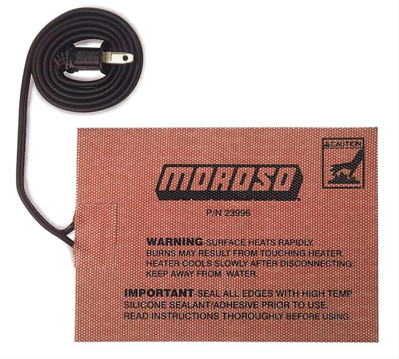 Moroso External Heating Pads 23996