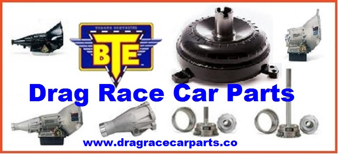 BTE Racing Top Sportsman Drag Racing Powerglide Transmission 1.69 1.80 or 1.98 low gear set BTE074473