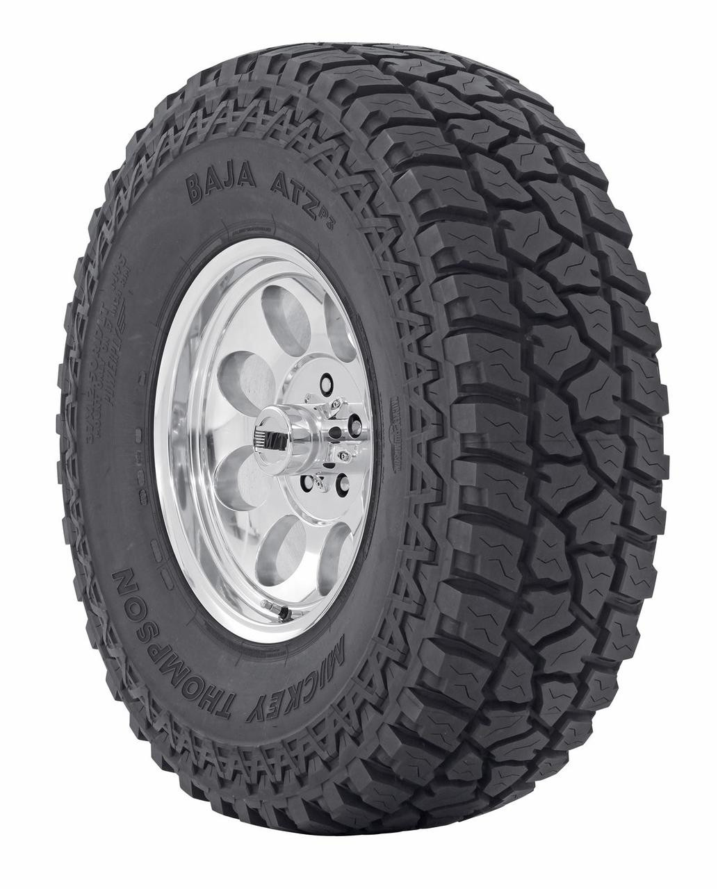 Mickey Thompson Baja ATZ P3 Tires 55532 90000001912