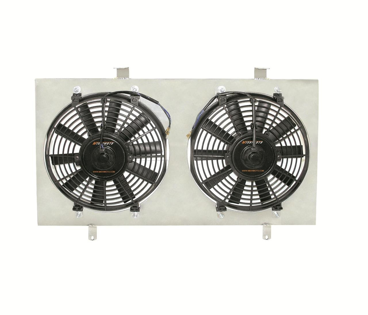 Mishimoto Electric Fan and Shroud KitsMMFS-S13-89SR