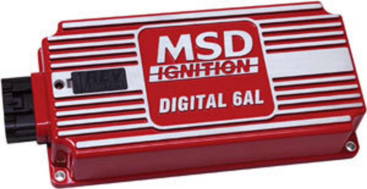 MSD Ignition Digital 6AL Ignition Box w Rev Limiter 6425 FREE SHIPPING
