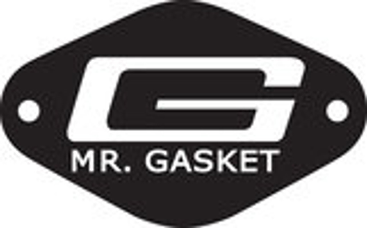 Mr. Gasket Vacuum Canister Steel Black 5 Inch Diam 6 3/4 In Tall 3701