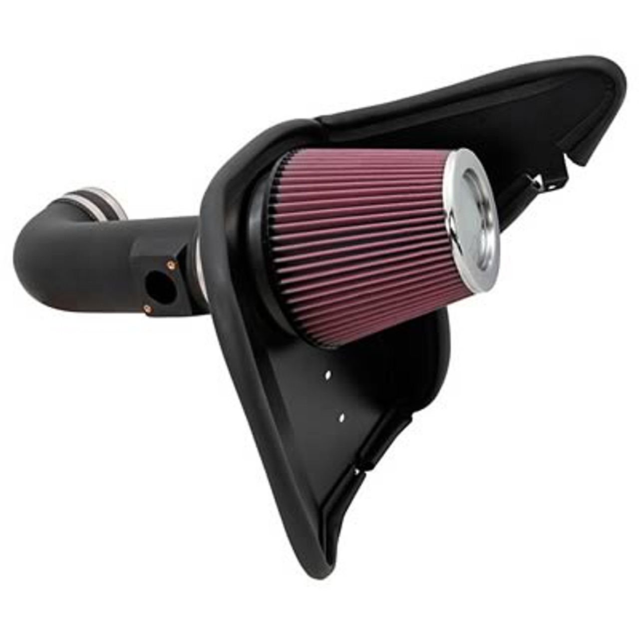 K&N 63 Series Aircharger High Performance Air Intake 10-15 Camaro 6.2L 63-3074 with FREE SHIPPING