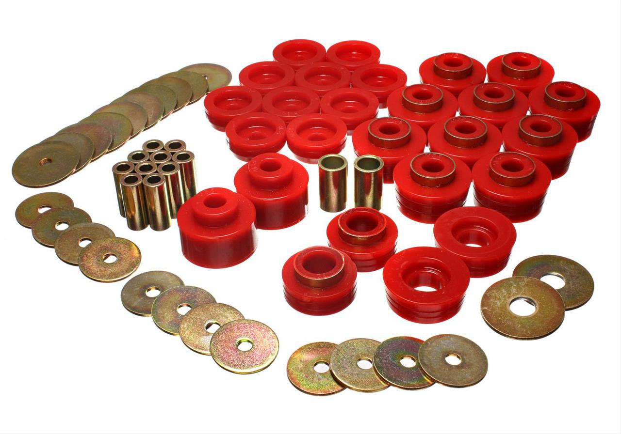 Energy Suspension 3.4149G BODY MOUNT BUSHING SET