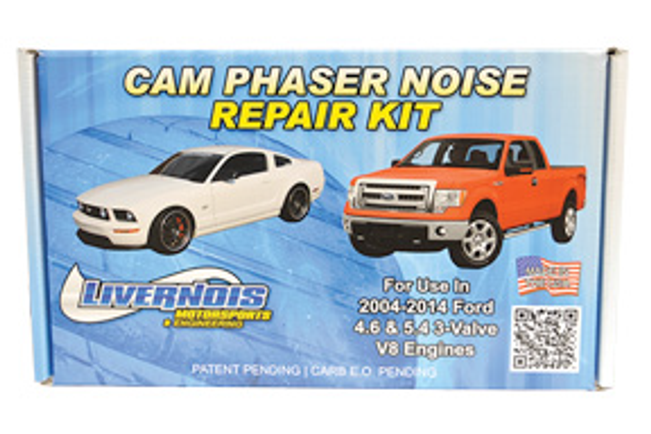 LIVERNOIS Motorsports Ford 3V Cam Phaser Noise Repair Kit 823113