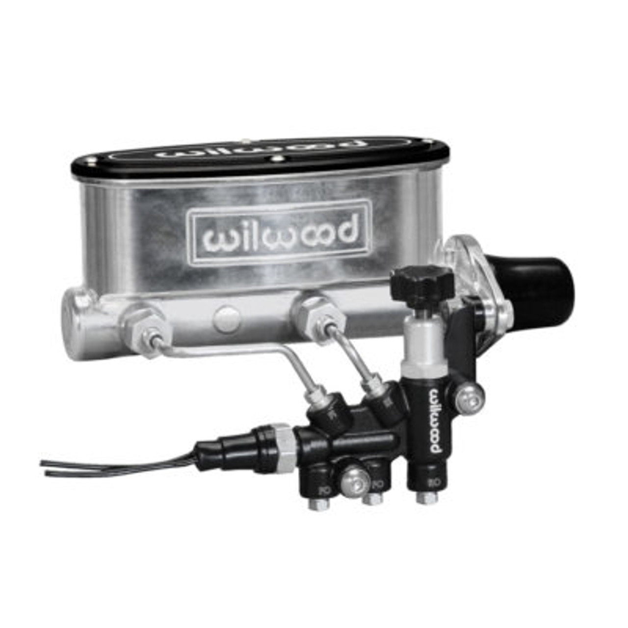 Wilwood Master Cylinder Mount Brake Proportioning Valve kit 260-13190 (MASTER CYLINDER NOT INCLUDED - FOR INSTALLATION REFERENCE ONLY)
