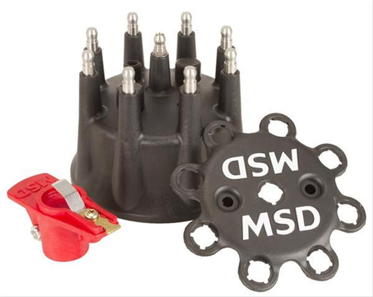 MSD Ignition Distributor Cap and Rotor Kits 79193