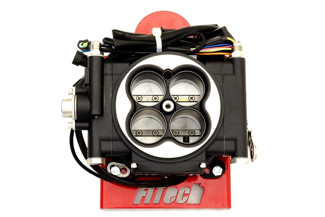 FiTech Fuel Injection Go EFI 4 600 HP Self-Tuning System Kit 30002 with FREE SHIPPING and INSTANT REBATE SAVINGS