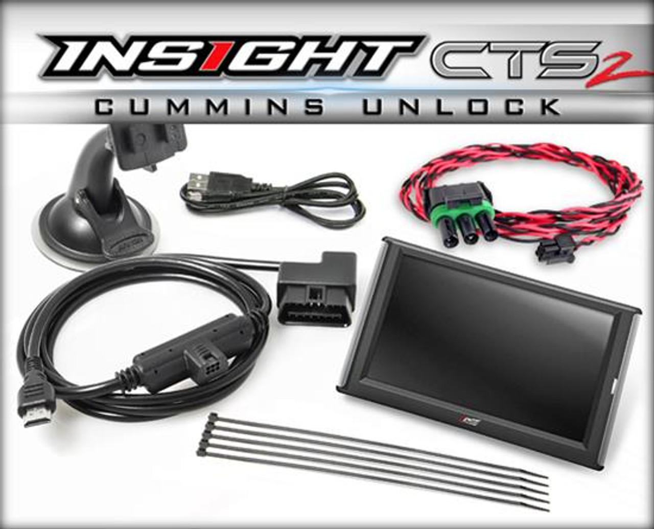Edge Insight CTS2 Monitors Performance Meter 84132 FREE SHIPPING
