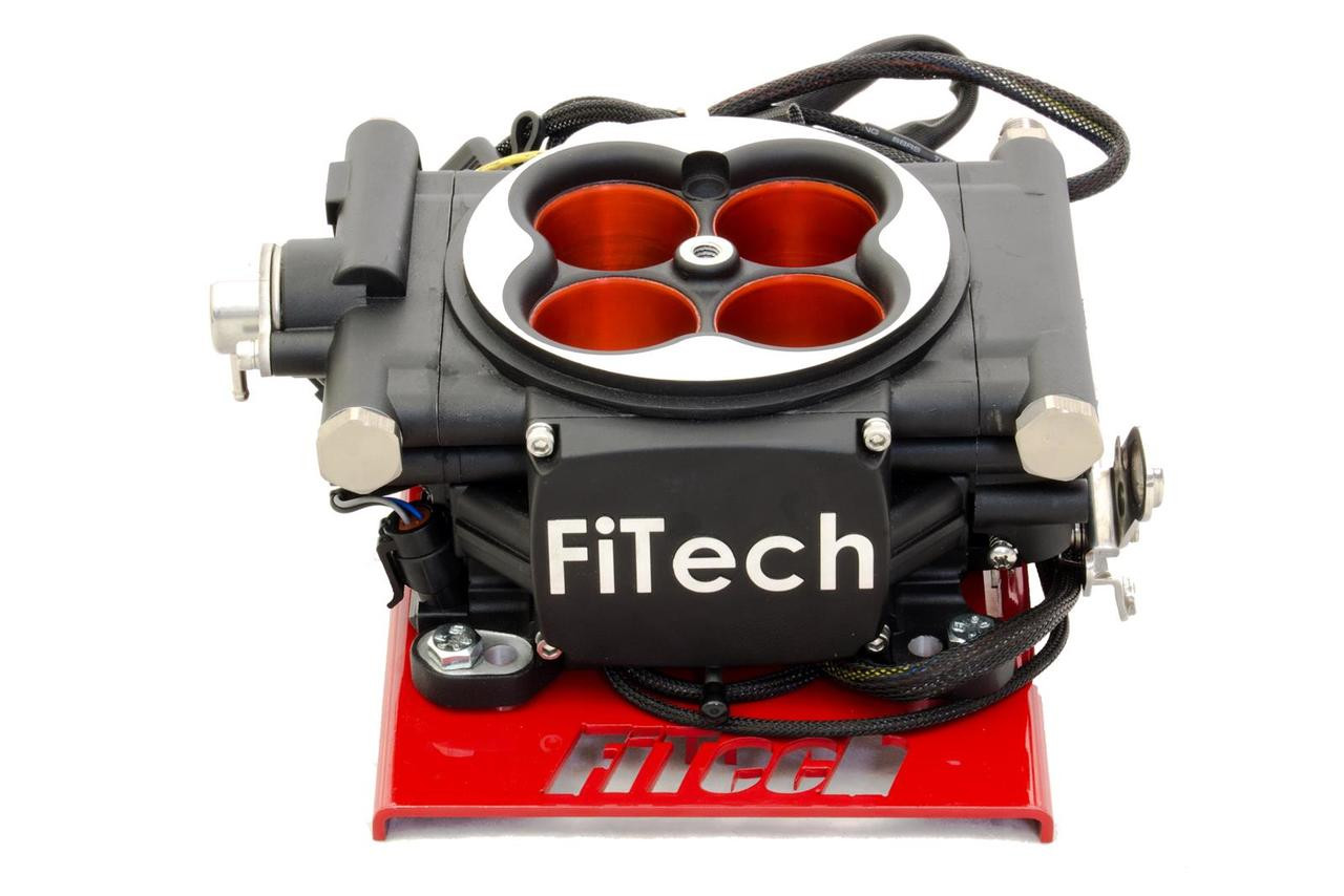 FiTech Fuel Injection Go EFI 4 Power Adder 600 HP Self-Tuning Systems 30004 with FREE SHIPPING and INSTANT REBATE SAVINGS