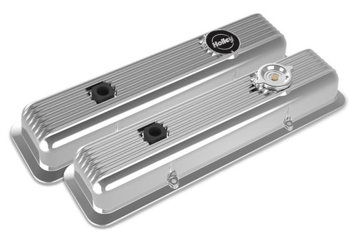 Holley Muscle Series Valve Covers 241-137