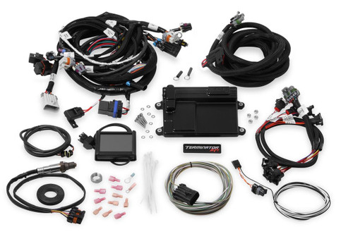 Holley Terminator LS Plug-and-Play Multi-Port Systems 550-608
