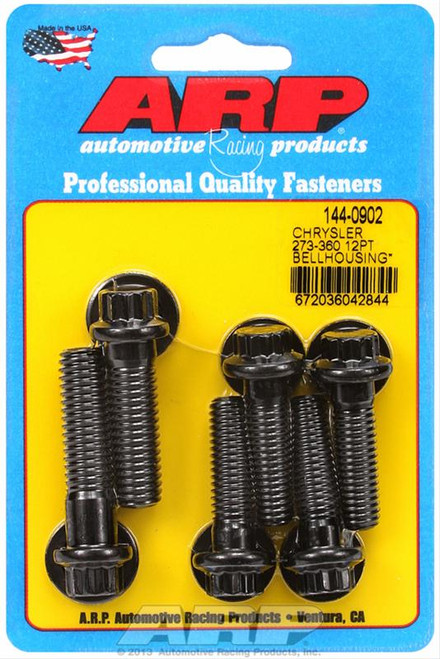 ARP Bellhousing Bolt Kits 144-0902