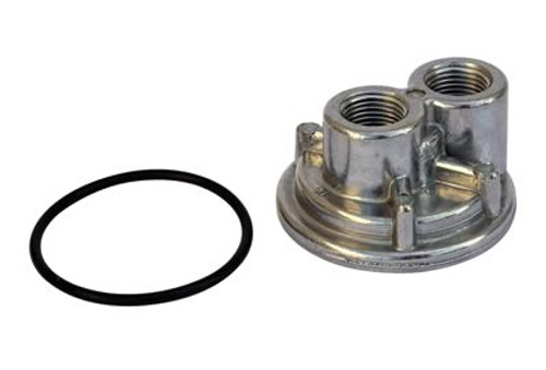 Perma-Cool Dual Port Spin-On Oil Filter Adapters 111