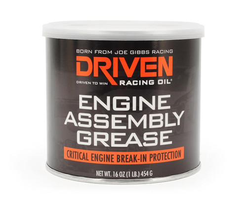 Driven Racing Oil Joe Gibbs Assembly Grease 00728