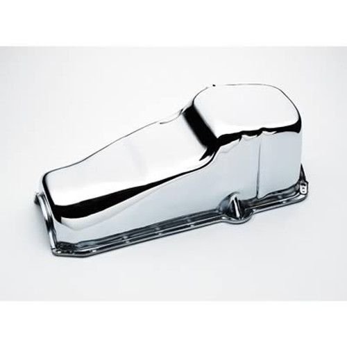 Mr. Gasket Chrome Plated Oil Pans 9782