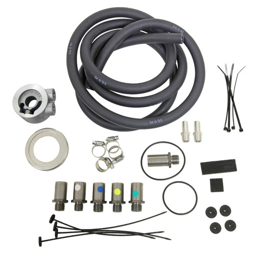 Derale Cooling Products Fluid Cooler Installation Kits 15751